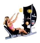 medicine balls,trainer, upper body, exercise, fun workout