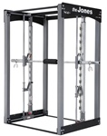 BodyCraft Jones Machine Club with JB7ABB Active Balance Bar