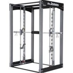 BodyCraft Jones Machine Club w/JB7PB Power Bar