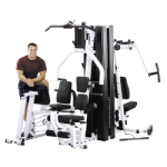 Body Solid EXM3000LPS Selectorized Home Gym
