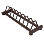 Body Solid Commercial Bumper Plate Rack
