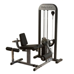 Body Solid Selectorized Leg Ext. & Leg Curl Machine