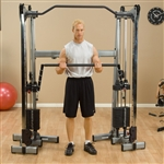Body Solid  Dual Press Bar Accessory