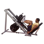 Body Solid Leg Press & Hack Squat