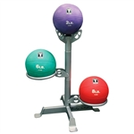 Body Solid Medicine Ball Rack 3