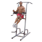Body Solid Vertical Knee Raise, Chin Up Dip, Push Up Station