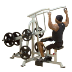 Body Solid Pro Clubline Leverage Lat Pulldown