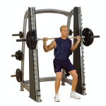 Body Solid Pro Clubline Counter-Balanced Smith Machine