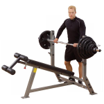 Body Solid Pro Clubline Decline Olympic Bench