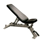 Body Solid ProClub Line Flat Incline Decline Adjustable Bench