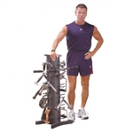 Body Solid Accessory Stand & Accessory Package Deal