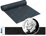 "GSFloor  8mm x 48"" Rubber Flooring Rolls"