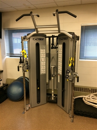 Cybex Bravo Dual Stack Functional Trainer Gymstore Com