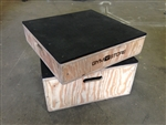 "Gym Store Plyo/Step-Up Boxes (24"" x 24"" x 6"")"