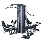 Precor 3.45 Three Stack Multi Gym