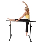 Health Mark Protable Stretch Ballet Bar