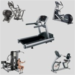 Hotel Gym Fitness - Platinum Package Deal