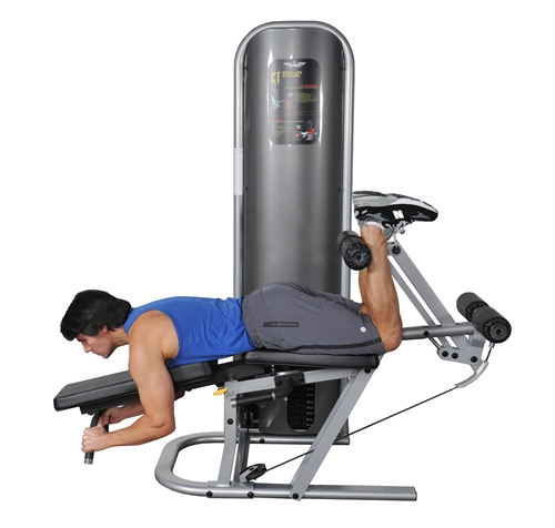 Inflight Fitness Prone Leg Extension Leg Curl Combo