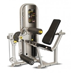 seated leg curl,multi, black, leg extension