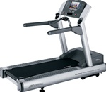 Life Fitness 95Te Treadmill w/ Integrated TV