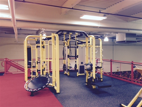 Muscle d crossfit xl functional training rig gymstore