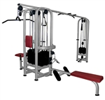 Maxx Fitness 5 Stack Jungle Gym