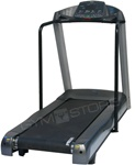 treadmill,precor,commercial,display,quiet motor,