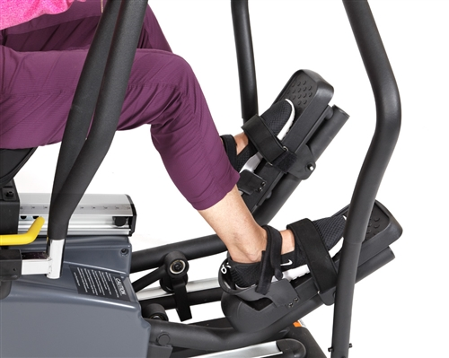 Physio Step Mdx Recumbent Elliptical W Swivel Seat