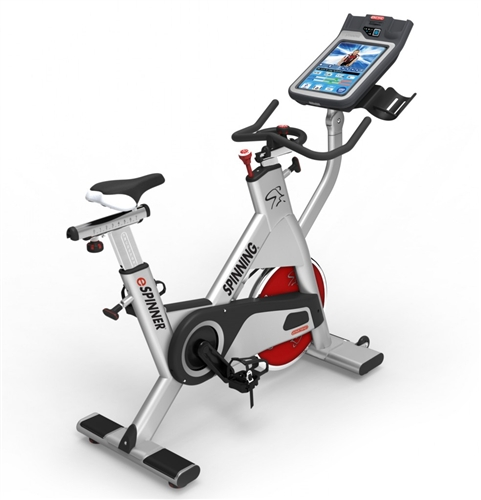star trac espinner interactive spin bike. Black Bedroom Furniture Sets. Home Design Ideas