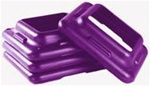 The Step Riser Add On Pack (2 Risers) - Purple