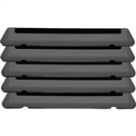 The Original Step Platforms (5 pack) Gray