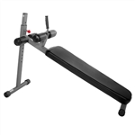 XMark Commercial 11-Gauge Adjustable Ab Bench