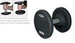 York 5-50 Lb. Pro Style Dumbbell Set - Solid Steel Handle