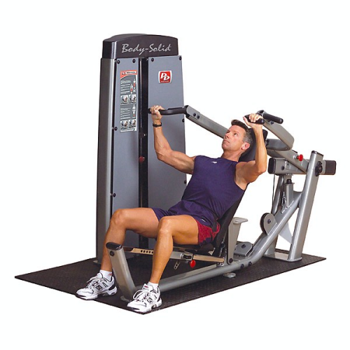 Body Solid Pro Dual Multi Press Combo Machine Gymstore Com