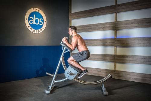 Ab Coaster Cs3000 Abdominal Crunch Commercial Gymstore Com