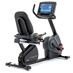 Circle Fitness R7 Recumbent Bike Touchscreen