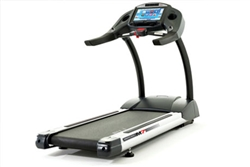 Circle Fitness M7 Treadmill Touchscreen
