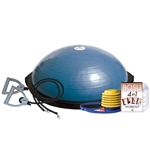 BOSU Balance Trainer With Fitness Cords
