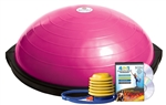 BOSU Ball Balance Trainer Pink Home