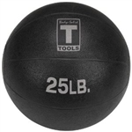 Body Solid Medicine Ball - 25LB Black