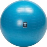 Body Solid Tools BSTSB75 75cm Exercise Ball Blue