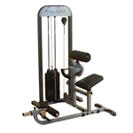 Body Solid Selectorized Ab & Back Machine
