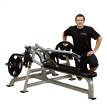 Body Solid Leverage Horizontal Bench Chest Press - Plate Loaded