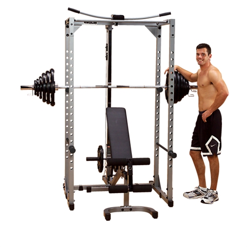 Body Solid Powerline Power Rack Gymstore Com