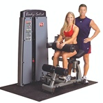 Body Solid Pro Dual Line 10 Piece Strength Circuit