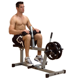 Body Solid PowerLine Seated Calf Raise Machine