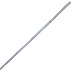 "Body Solid 72"" Standard Bar- Chrome"