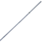 Body Solid  84 inch Standard Bar- Chrome