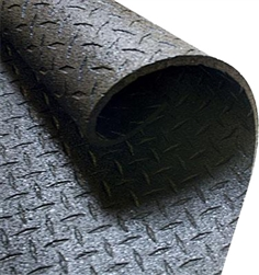 Body-Solid Protective Rubber Flooring