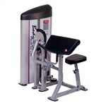 Body Solid Pro Clubline Series 2 Arm Curl Machine